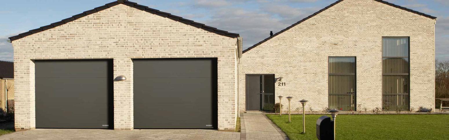 Porte de garage classic